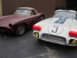 Briggs Cunningham Racing Corvette #1 at Corvettes At Carlisle