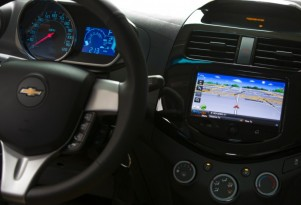 2013 Chevrolet Spark: Is A Smartphone App The Future Of Navigation?