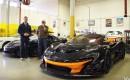 Bruce Canepa and his McLaren P1 GTR