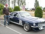 """Brumbie"" '67 GT350E: 150 Mi of Rallying Washington State's Backroads"