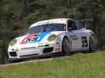 Brumos' 911 GT3 Cup Grand-Am car