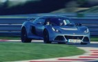 Bruno Senna Wrings Out The New Lotus Exige S: Video