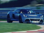 Bruno Senna drives the new Lotus Exige S
