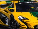 Bruno Senna in the McLaren P1 GTR