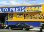 BS&F Auto Parts, Bronx, New York