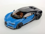 Bugatti Chiron 1:18 scale model by MR Collection Models