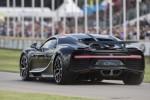 Watch the 1,480-hp Bugatti Chiron tackle the Goodwood Hillclimb