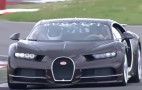 Watch Bugatti's CEO drive the Chiron on the Nürburgring