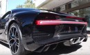 Bugatti Chiron cold start video