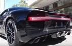 Bugatti Chiron, Speeding 2016 Chevrolet Camaro SS, 2017 Porsche Panamera Shooting Brake: The Week In Reverse