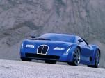 Bugatti Chiron concept