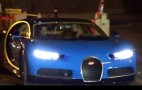 Saudi Bugatti fan shows up in Cannes with his new Chiron