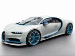 Bugatti Chiron listing on Auto Seredin