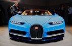 Bugatti looking to beat its own top speed record with new Chiron