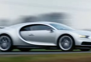 """Bugatti Chiron on an episode of """"The Grand Tour"""""""