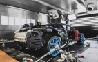 Inside look at Bugatti Chiron production