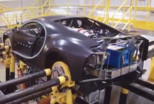 Watch how Bugatti abuses its cars to ensure they handle big power and tough tracks