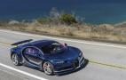 Bugatti Chiron lands in Monterey