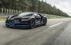 Bugatti Chiron makes 0-248-0 MPH dash in record 41.96 seconds