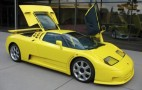 Michael Schumacher's Bugatti EB110 Super Sport For Sale