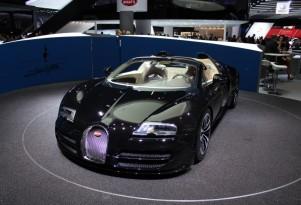 Bugatti Legend 'Jean Bugatti' Veyron Grand Sport Vitesse  -  2013 Frankfurt Motor Show