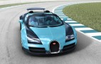 Bugatti Celebrates Its Past With 'Legends' Edition Veyron Grand Sport Vitesse