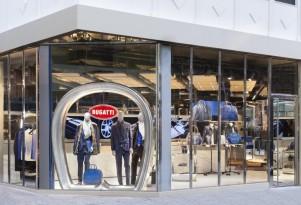 Bugatti lifestyle boutique, London
