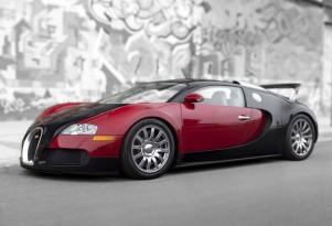Bugatti Veyron #001