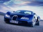 Bugatti Veyron EB 18.4 concept, 1999 Tokyo Motor Show