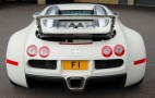 Bugatti Veyron Complete With F1 Numberplate Makes Debut