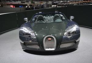 Bugatti Veyron Grand Sport Royale Homage