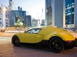 Bugatti Veyron Grand Sport special edition in Qatar