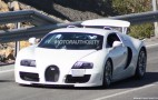 Bugatti Veyron Grand Sport Super Sport Spy Shots