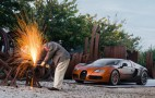 Bugatti Partners With French Artist For New Veyron Grand Sport Venet