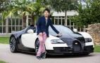 Custom Bugatti Veyron Inspired By Celebratory Pianist Lang Lang