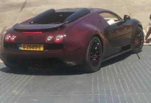 Bugatti Veyron Grand Sport Vitesse La Finale - Image via Younes & Nassim Photography
