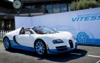 Special Edition Bugatti Veyron Grand Sport Vitesse At Pebble Beach