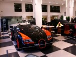 Bugatti Veyron Grand Sport Vitesse World Record Car - Image via H.R. Owen