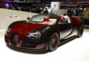 Bugatti Veyron (La Finale)