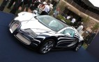 Bugatti Veyron L'Or Blanc Goes Pop Art: The Quail 2011