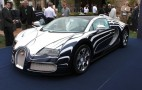 The Story Behind The $2.5-Million Bugatti Veyron L'or Blanc