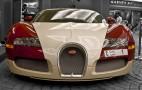 Bugatti Veyron Pegaso Edition spotted in Dubai