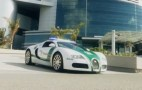 Meet The Bugatti Veyron Of The Dubai Police Fleet: Video
