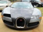 Bugatti Veyron sold as salvage wreck