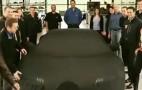 Bugatti Presents Veyron Super Sport Edition Merveilleux To 'Simon'