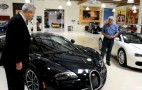 Bugatti Veyron Super Sport Touches Down In Jay Leno's Garage: Video