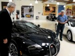 Bugatti Veyron Super Sport on Jay Leno's Garage