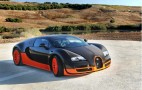 Video: First Bugatti Veyron Super Sport Delivered To U.S.