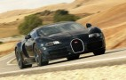 Bugatti Super Veyron To Reach 288 MPH?