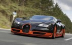 Bugatti Veyron Super Sport sets 267.8 mph top speed record